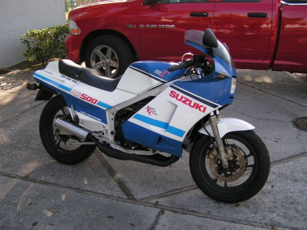 1986 Suzuki RG500 For Sale