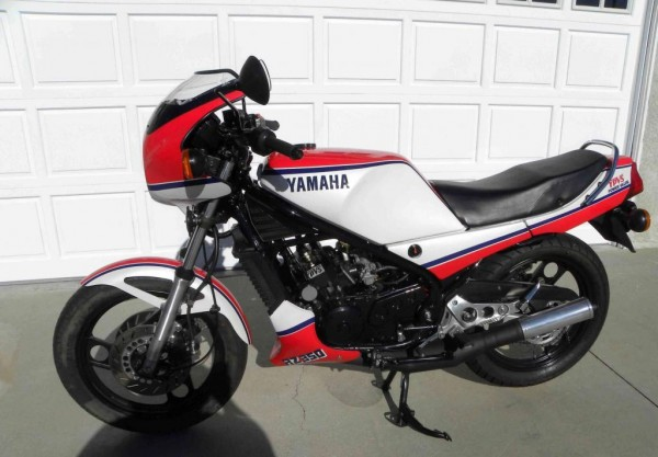 1985 Yamaha RZ350 For Sale