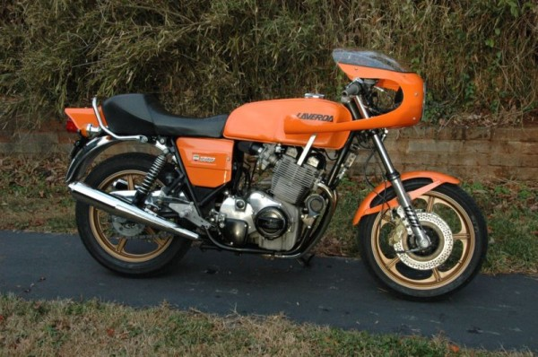 1978 Laverda 1200 Jota America For Sale