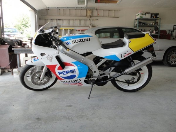 Suzuki RGV250 VJ21 For Sale Pepsi