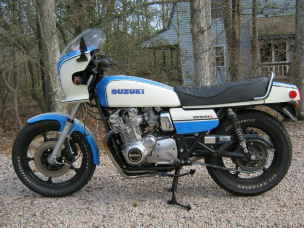 1979 Suzuki GS1000S Wes Cooley For Sale