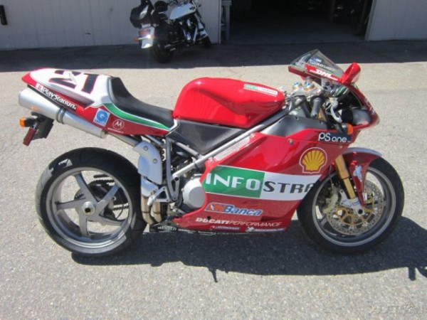 2002 Ducati 998S Bayliss