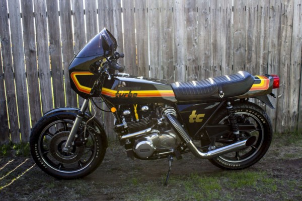 1979 Kawasaki Z1R TC2 Turbo